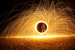 spin-long-exposure