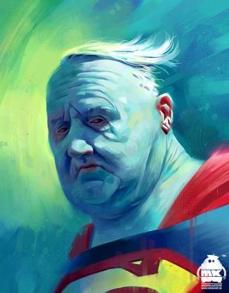 superman - michael kutsche