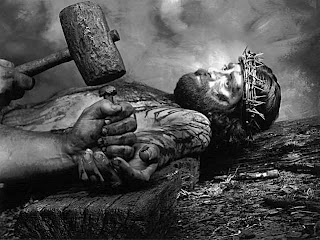 Jesus_Crucified by David Naquin