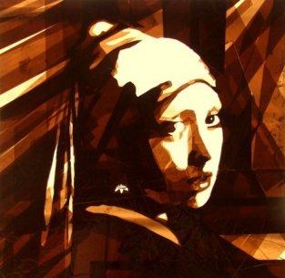 Max Zorn - tape art