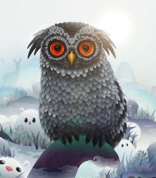 zutto owl