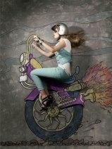 models-posing-on-top-of-sidewalk-illustrations-by-nithin-rao-kumblekar-6