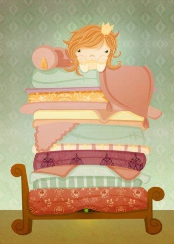 The_Princess_and_the_Pea_by_SquidPig