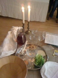 The Sedar Meal