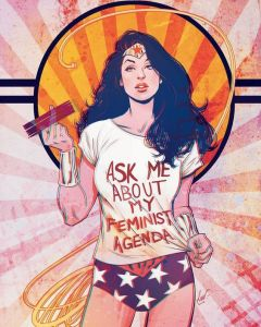 The 101 Project 016/101 – Wonder Woman