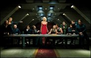 last supper sci fi