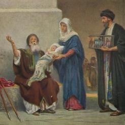 Simeon holds Jesus 01